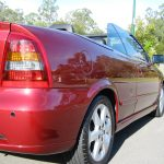 Holden Astra Post Paint Protection